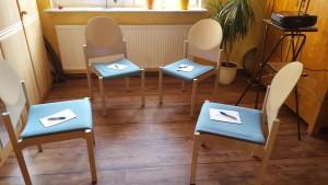 Seminarraum Ghb 4 Stühle