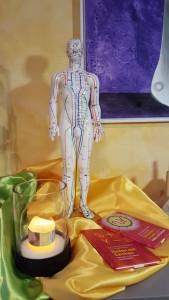 TCM Puppe Kerze Basis II