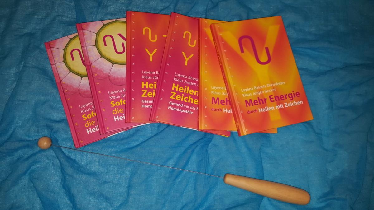Basis II kleine Bücher mit Rute